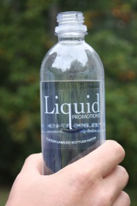 Personalized Bottled Water