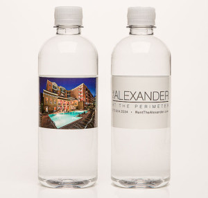 Custom Water Bottle Labels