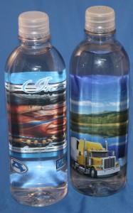 bottle water labels RIchmond Virginia, bottle water labels Charleston South Carolina