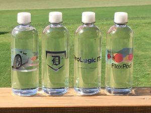 12 oz. Custom Water Bottles