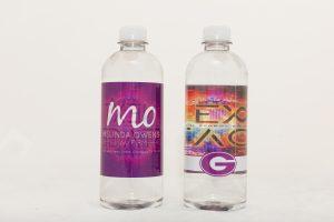 Custom Bottled Water for Hotels
