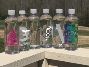 Custom Bottled Water for Apartments